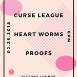 Welcome+Home%3A+Curse+League+//+Heart+Worms+//+Proofs